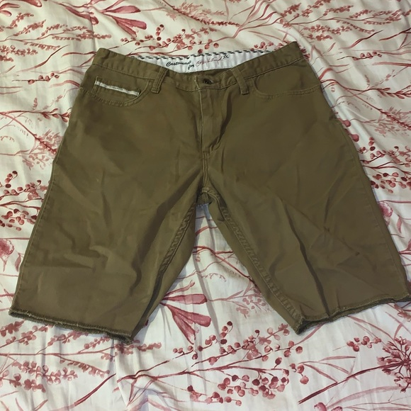 Vans Other - Khaki brown shorts from vans